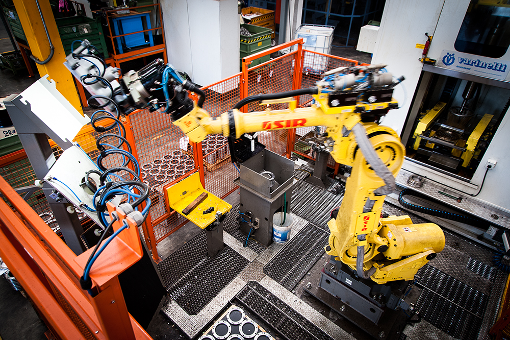 Advanced Robotic Manufacturing